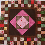 Chocolate and Cherries center w 1st border