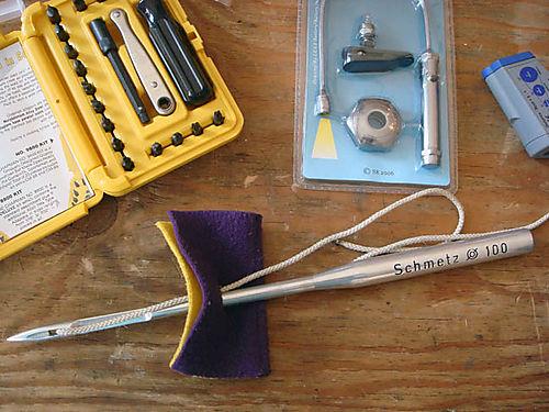 Schmetz needle ..